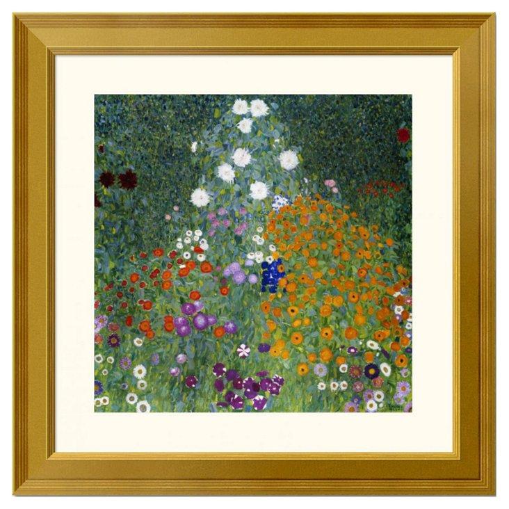 Gustav Klimt, Farmer's Garden