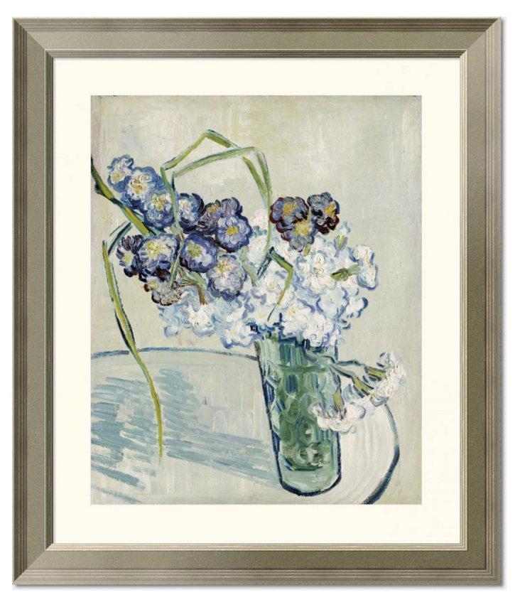 Vincent van Gogh, Vase of Carnations
