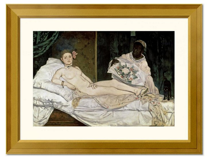 Édouard Manet, Olympia