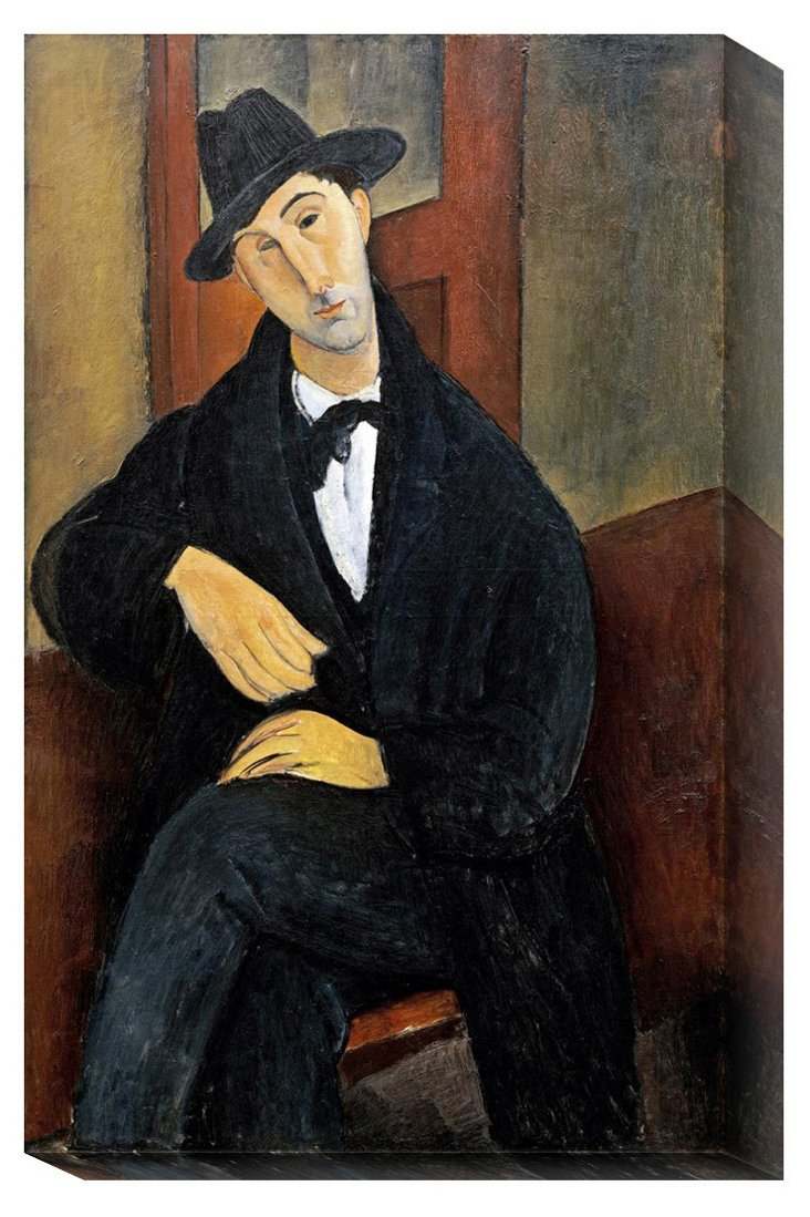 Modigliani, Portrait of Mario