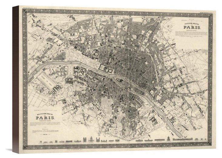 Paris, France, 1860