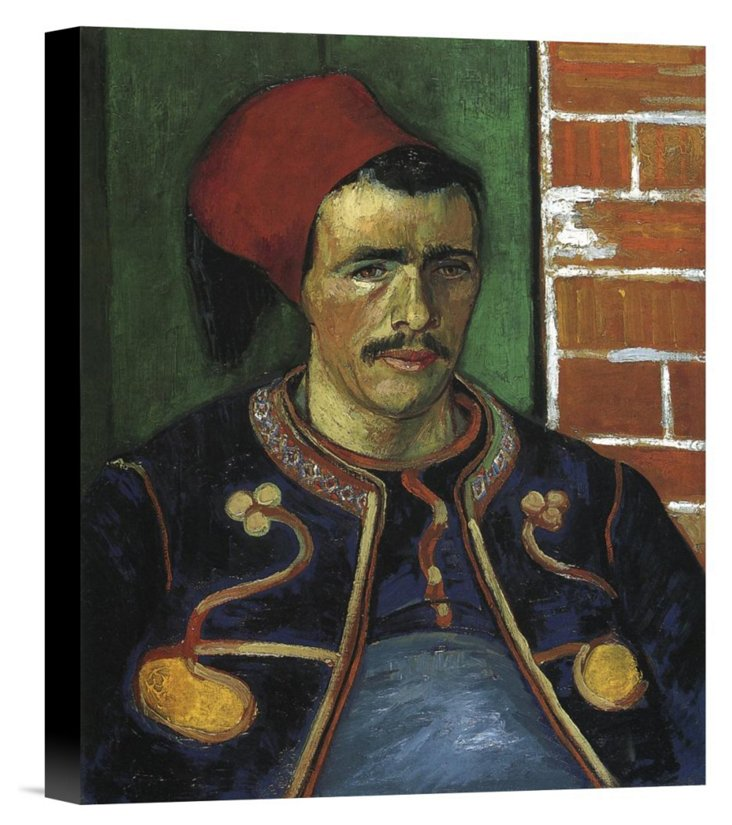 Van Gogh, The Zouave