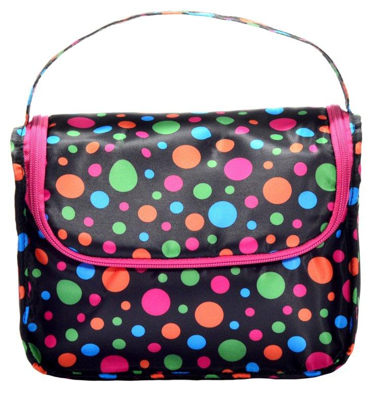 Travel Bag, Polka Dot