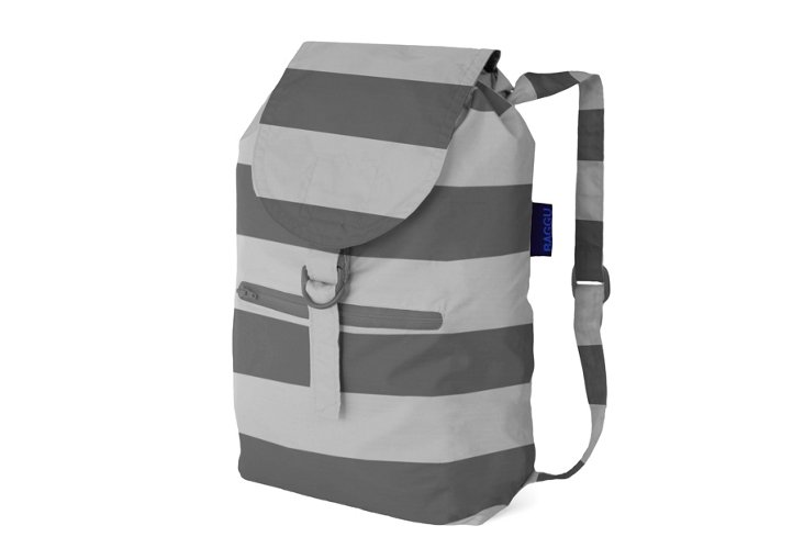 Daypack, Gray Stripe