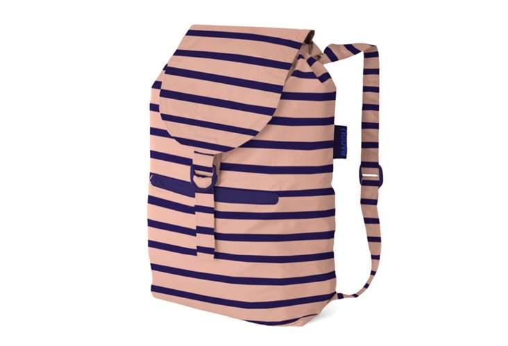 Daypack, Blush Stripe