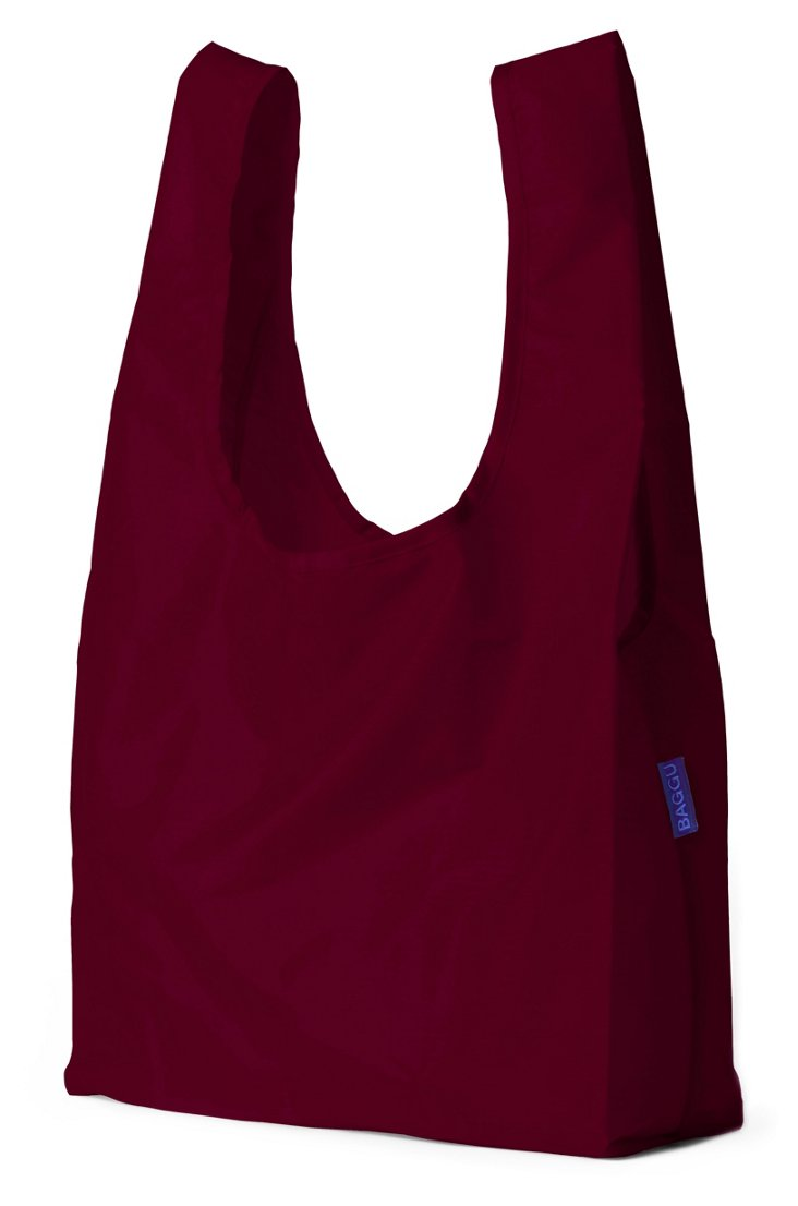 S/2 Standard Totes, Maroon