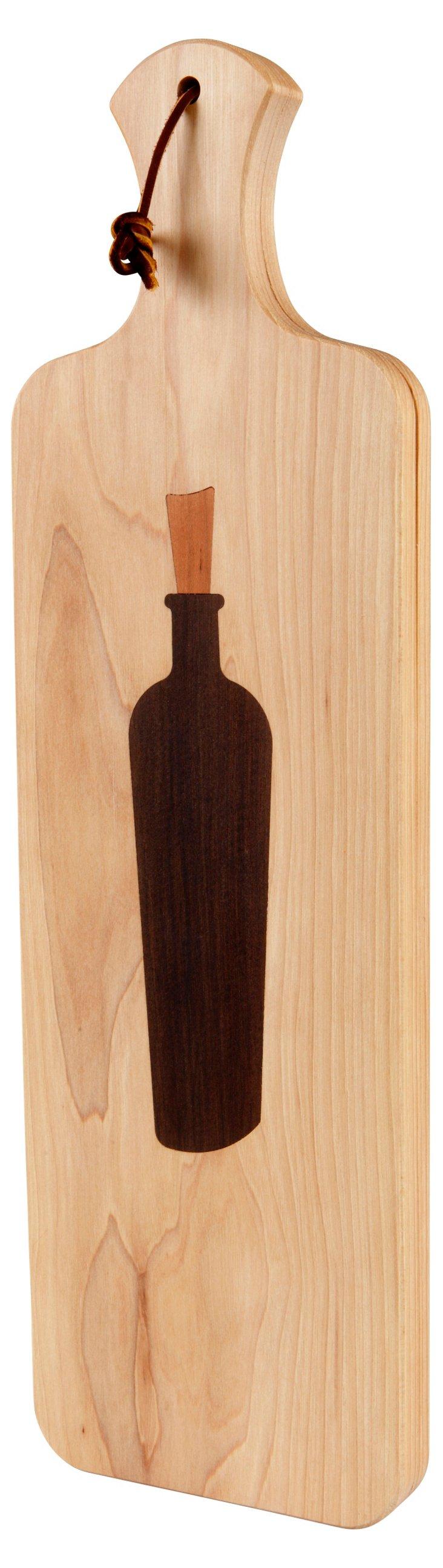 Artisan Board, Wine Bottle