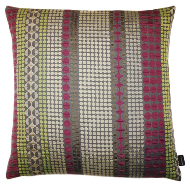 Darvill 20x20 Pillow, Red
