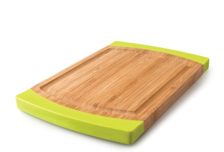Round Bamboo Chop Board, Medium