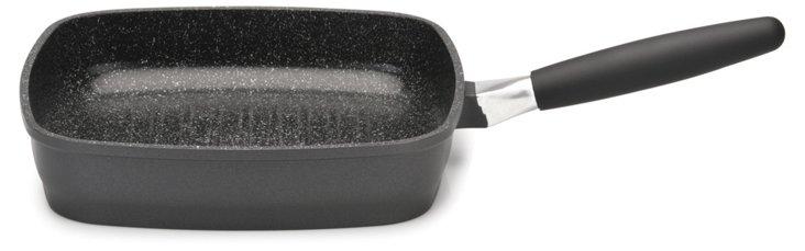 """Ceramic Grill Pan, 12.33"""""""