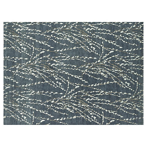 Hanish Rug, Midnight