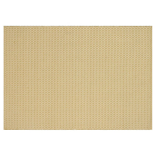 Indio Outdoor Rug, Gold