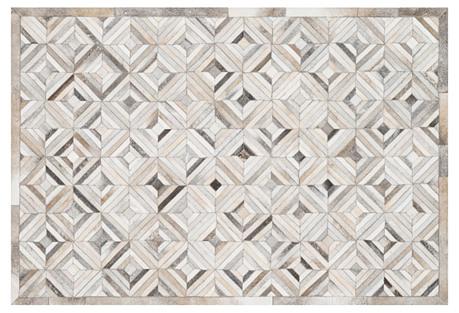 Emile Hide, Ivory/Gray