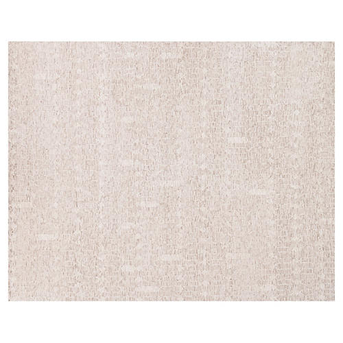 Grenelle Hand-Knotted Rug, Oatmeal