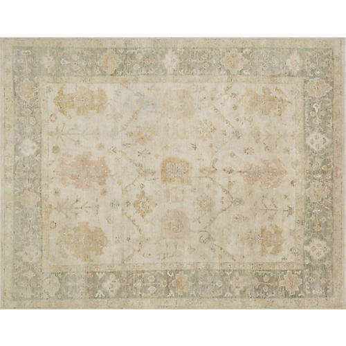 Gillespie Rug, Stone/Storm