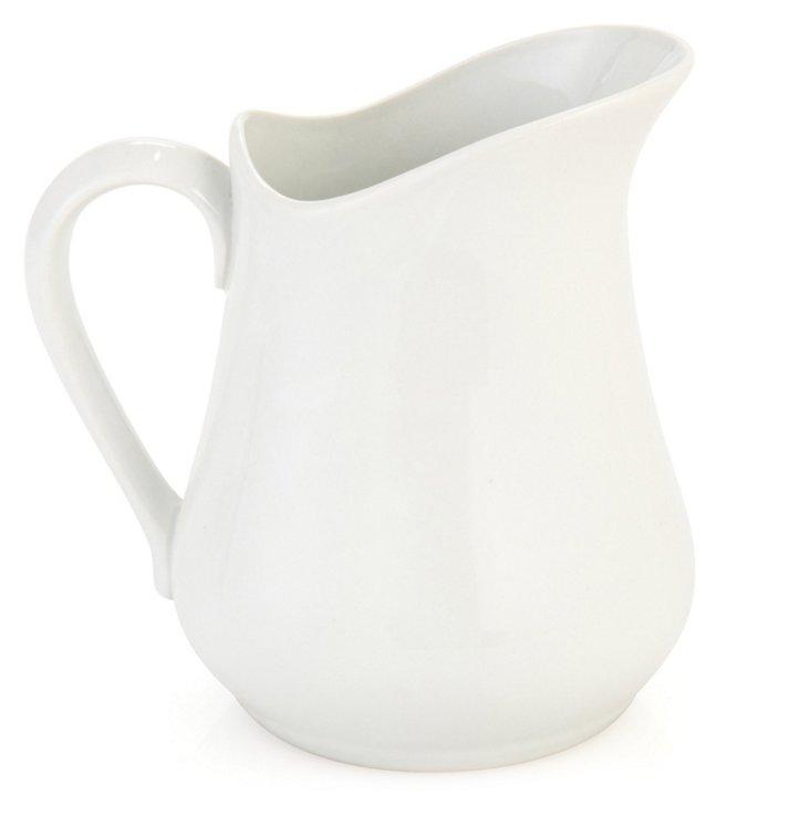 S/2 Porcelain Pitchers