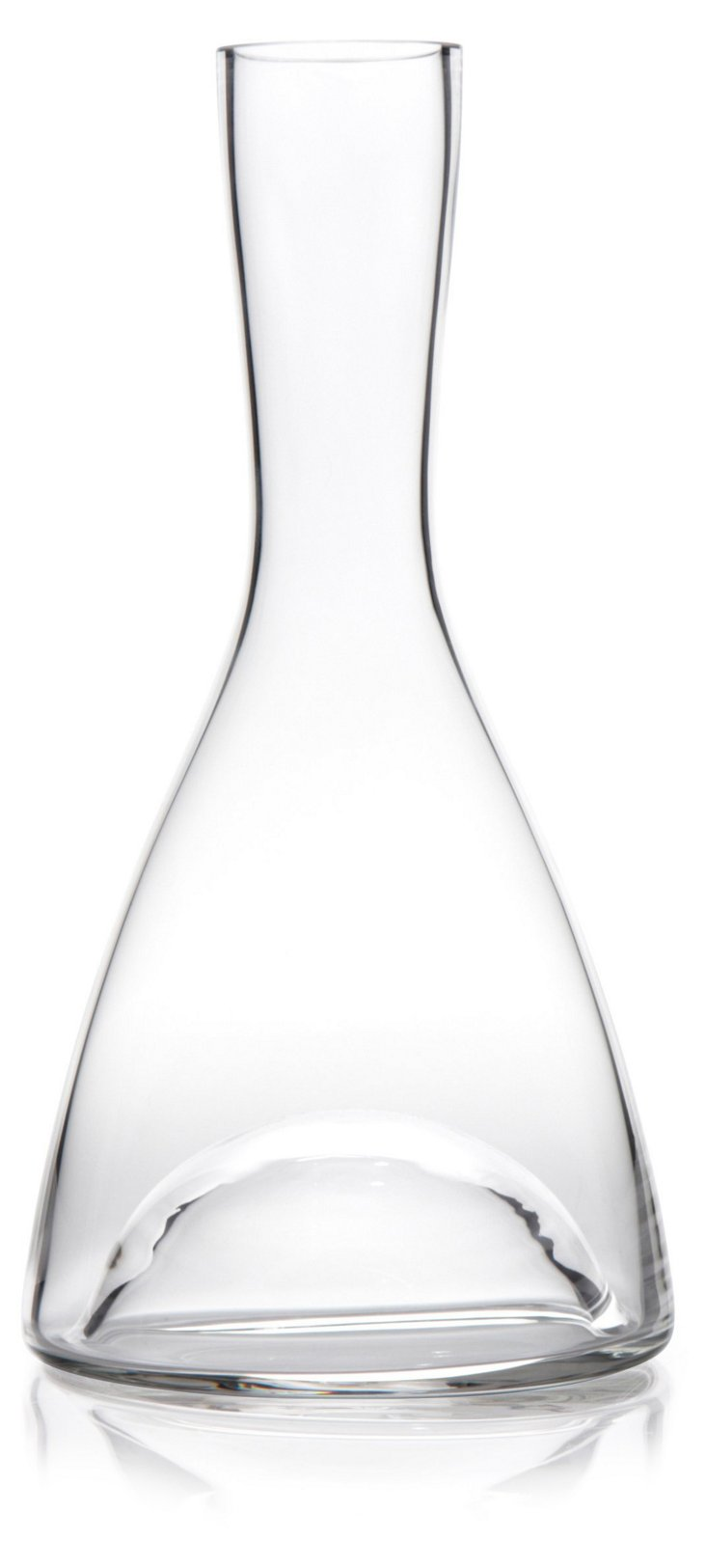 Bevel Base Carafe