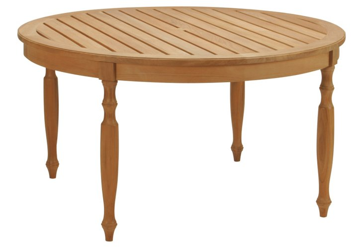 "Armada 54"" Wooden Dining Table"