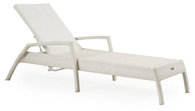 Fusion Stacking Adjustable Chaise
