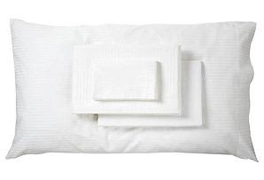White Glendale Sheet Set