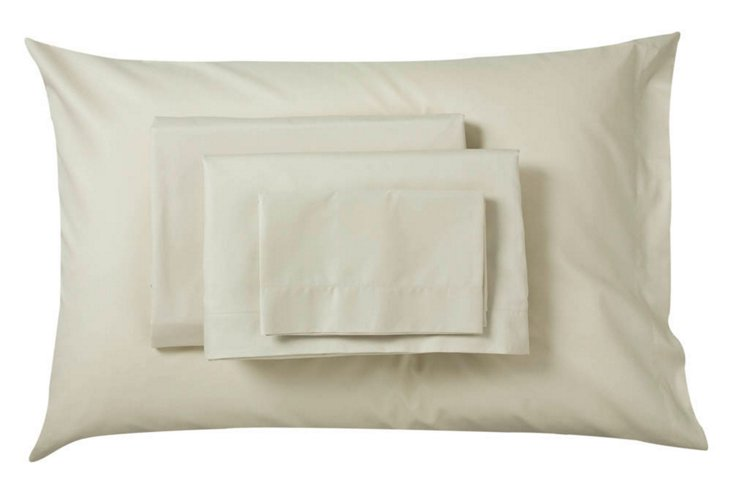 Bellora Sand Linden Sheet Set