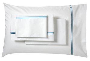 Bellora Regal Sateen Sheet Set, Ocean