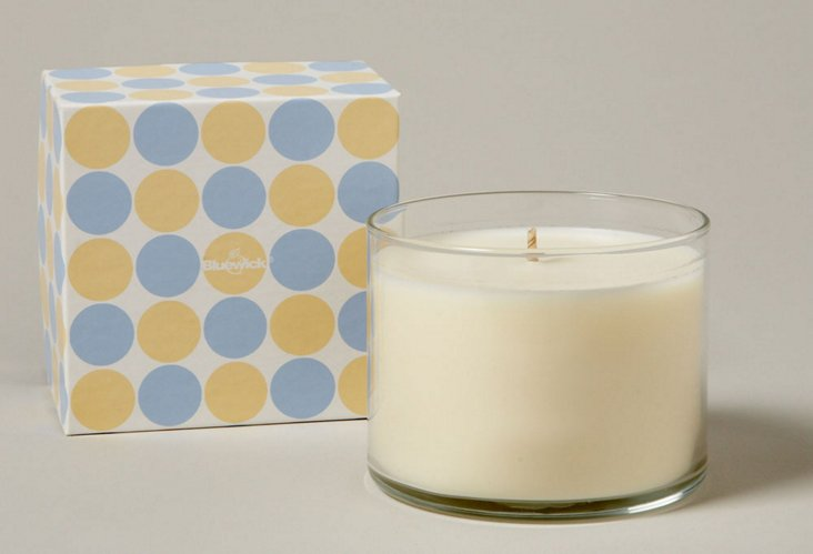 Bluewick Groove Lola Candle