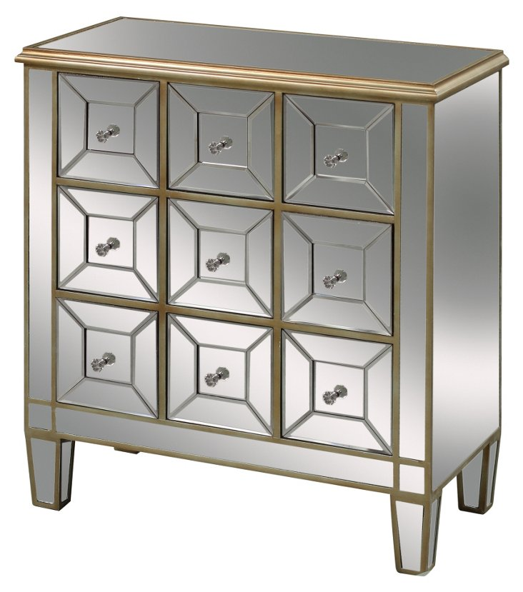 Roma Chest of Drawers
