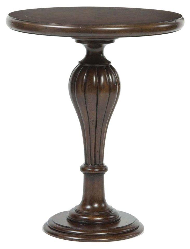 McCarthy Side Table, Espresso