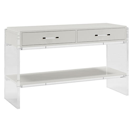 Harpe Console Table, Argos