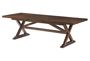 """Sutton 84-108"""" Extension Dining Table"""