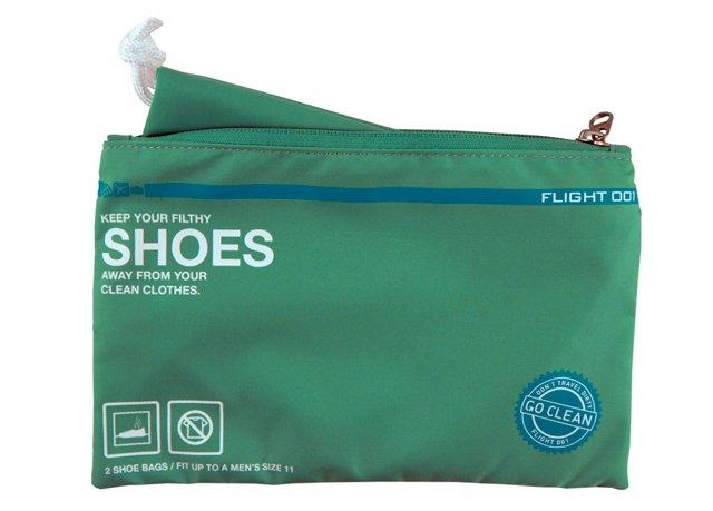 Go Clean Shoes Bag, Mint