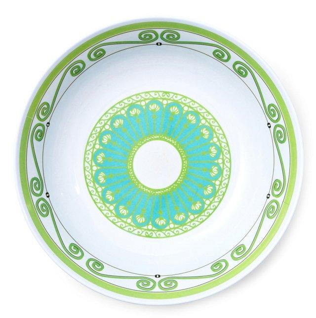 6-Pc Melamine Picnic Bowl Set