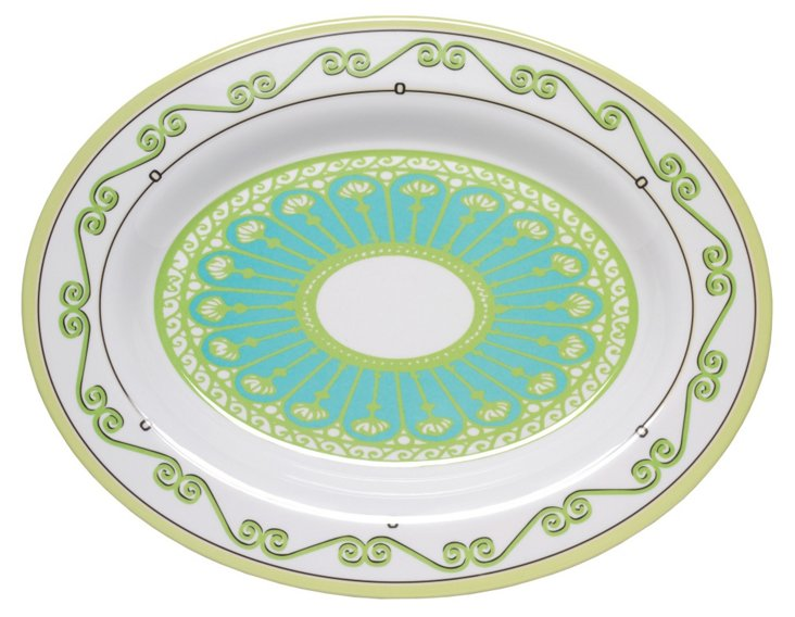Melamine Picnic Platter & Serving Set