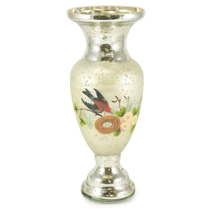 """11"""" Songbird Vase"""