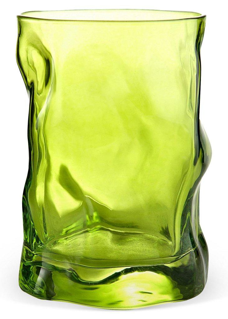 S/6 Sorgente DOF Glasses, Green