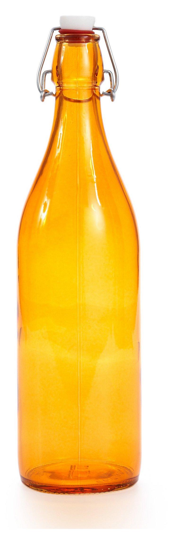 S/2 Giara Bottles, Orange