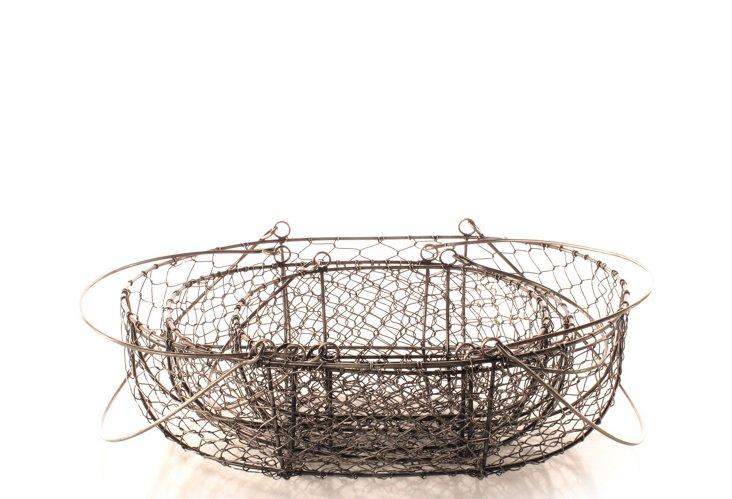 S/3 Wire Baskets