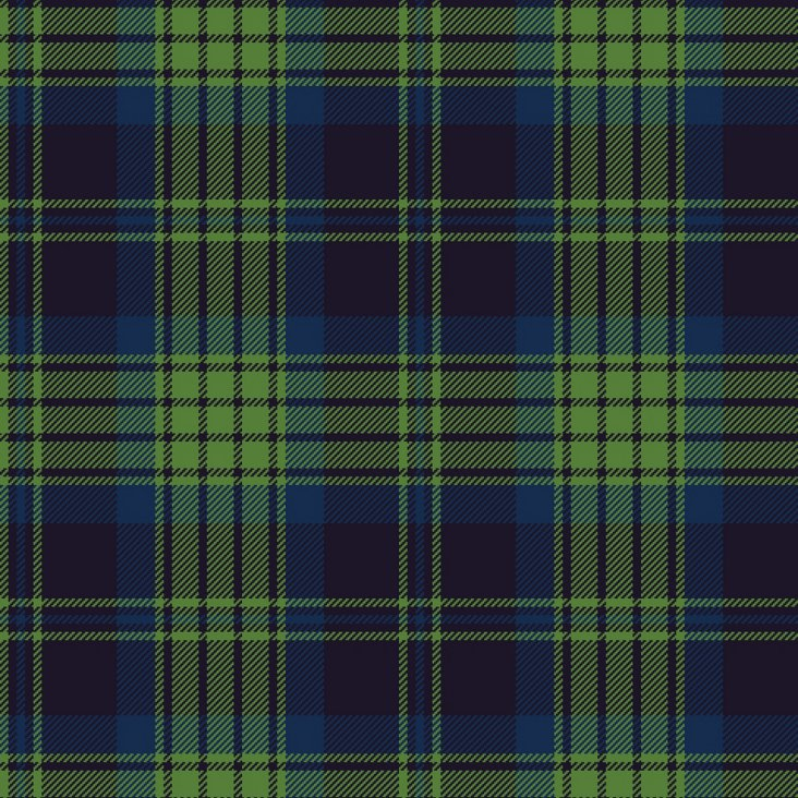 Plaid, Forest/Navy/Licorice