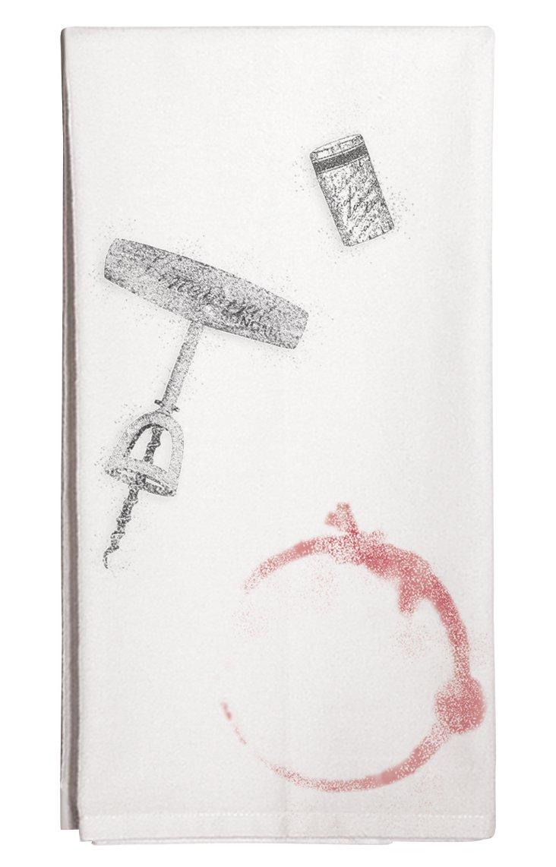 S/3 Wine Tea Towels