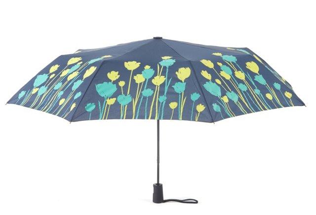 Travel Lite Umbrella, Tulip Navy