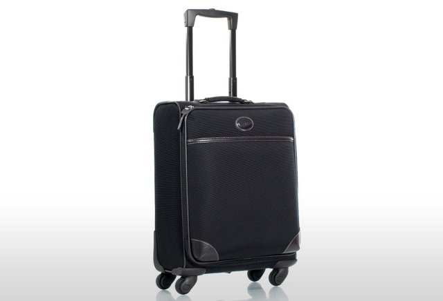 Carry-On Trolley, Black