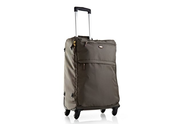 Carry-On Rolling Trolley, Olive