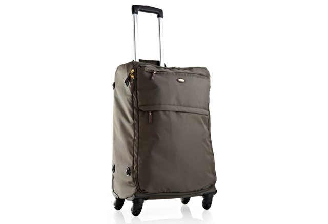 "25"" Rolling Trolley, Olive"