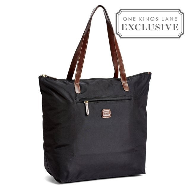 Medium X-Bag Shopper, Black
