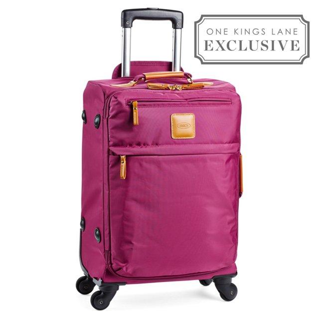 "20"" X-Bag Carry-On Trolley, Violet"