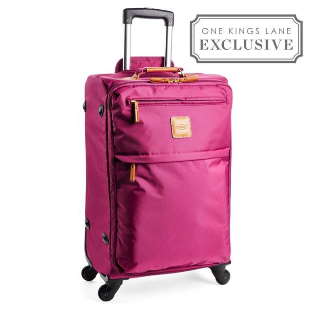 """25"""" X-Bag Trolley, Violet"""