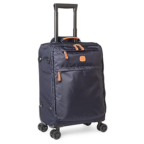 "21"" X-Bag w/Frame Spinner, Navy"