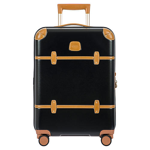 "21"" Bellagio 2.0 Spinner Trunk, Black"
