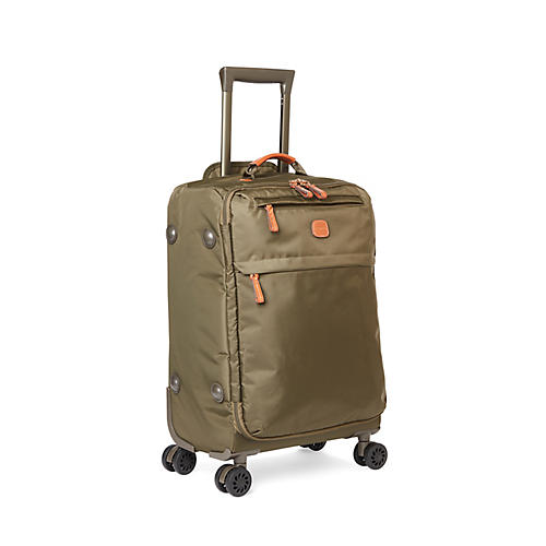 "20"" X-Bag w/Frame Spinner, Olive"